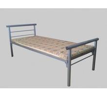 Кровати металлические армейского образца для размещения рабочих, строителей, ремонтников - Мягкая мебель в Туапсе