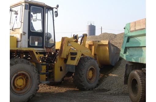 Песок, щебень керамзит, грунт - Сыпучие материалы в Анапе
