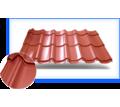 Металлочерепица супермонтерей 0,45мм - Кровельные материалы в Краснодаре