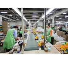 Упаковщик на склад игрушек - Без опыта работы в Новокубанске
