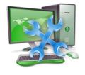 Срочный ремонт, настройка, обслуживание ПК и ноутбуков - Компьютерные услуги в Краснодаре