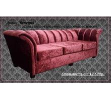 """Мебель для кафе, ресторана, холла, диваны """"Верона 5""""из экокожи не дорогие, качественные. Любой цвет. - Мягкая мебель в Краснодаре"""