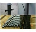 Столбы металлические Апшеронск - Металлоконструкции в Апшеронске