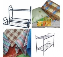 Кровати металлические МПО Апшеронск - Специальная мебель в Апшеронске