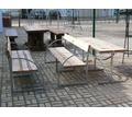 Скамейки и столики для дачи  Апшеронск - Садовая мебель и декор в Краснодарском Крае