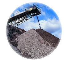 Гравий галька щебень отсев песок булыжник ГПС - Сыпучие материалы в Краснодарском Крае