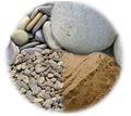 Щебень, отсев, песок, галька, булыжник, ГПС с доставкой - Сыпучие материалы в Краснодарском Крае