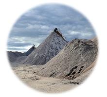 Реализация щебень, песок, отсев, булыжник. Привоз - Сыпучие материалы в Краснодарском Крае