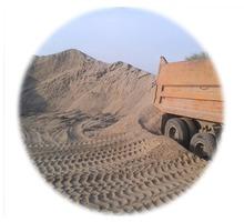Песок речной мытый, карьерный песок, Доставка щебня - Сыпучие материалы в Краснодарском Крае