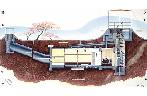 Строим подземный бункер - убежище, фото — «Реклама Сочи»