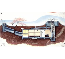 Строим подземный бункер - убежище - Строительные работы в Сочи
