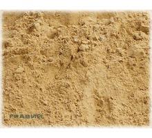 Песок крупнозернистый, речной мытый и другие материалы(отсев, щебень и пр.). - Сыпучие материалы в Краснодаре