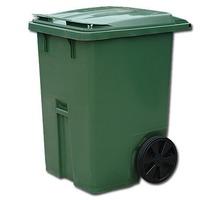 Пластиковые контейнеры на колесах с крышкой на 120, 240, 360 литров - Садовый инструмент, оборудование в Краснодаре