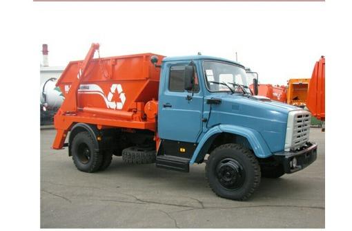Вывоз строительного мусора бункером - Вывоз мусора в Геленджике