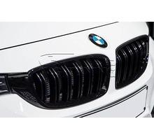 Ноздри М3 стиль для BMW F30 сдвоенные рёбра - Запчасти в Сочи