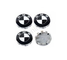Чёрно белые колпачки в литые диски BMW - Запчасти в Сочи