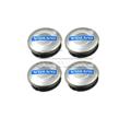 Ступичные заглушки Volvo в литые диски, серые - Запчасти в Сочи