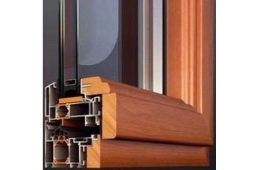 Алюминиево-деревянные окна Alumil - Окна в Краснодаре