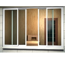 Раздвижные пластиковые  и алюминиевые окна - Окна в Краснодарском Крае