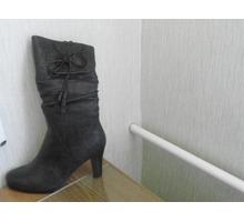 Сапоги женские зимние новые - Женская обувь в Ейске