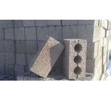 Блок керамзитовый с доставкой по Анапе и Анапскому району. - Кирпичи, камни, блоки в Анапе