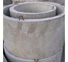 Ж/Б кольца, крышки, днище с доставкой по Анапе и Анапскому району. - ЖБИ в Анапе