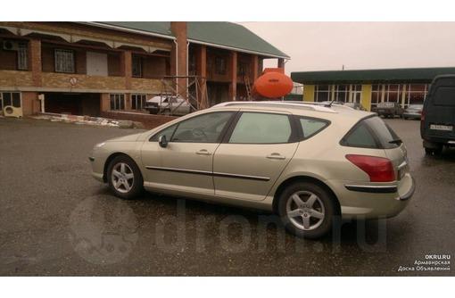 Продам Peugeot 407 sw, год выпуска 2004 г., куплена в 2005 году, бензин - Легковые автомобили в Армавире