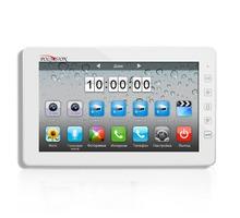Многофункциональный сенсорный 10-дюймовый монитор видеодомофона PVD-10L v.7.1 (белый) - Прочая домашняя техника в Краснодаре