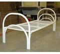 Кровать с металлическим изголовьем - Мягкая мебель в Новокубанске