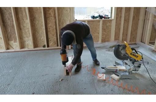 Подъем домов,укрепл.свайного фундамента.бетоном,ямобуры,траншеи,экскаватор.сантехник,эл-сварщик И др - Строительные работы в Краснодаре