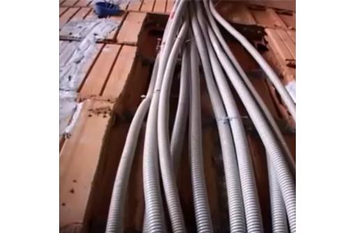 Электрик,эл-монтаж,штробы,бурение бетона,эл-провод220-380в.Автомат,счетчик,сантехник,отделка,и друг - Электрика в Краснодаре