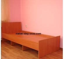 Кровати односпальные для хостелов, гостиниц, рабочих - Мебель для спальни в Краснодарском Крае