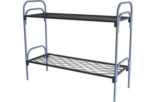 Кровати армейские надежные мелким оптом - Мягкая мебель в Анапе