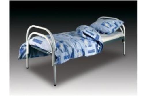 Металлические кровати для хостелов и дешевых отелей - Мягкая мебель в Анапе