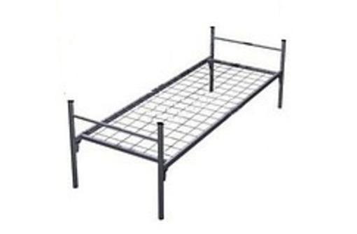 Кровати из металла для рабочих и строителей - Мягкая мебель в Анапе