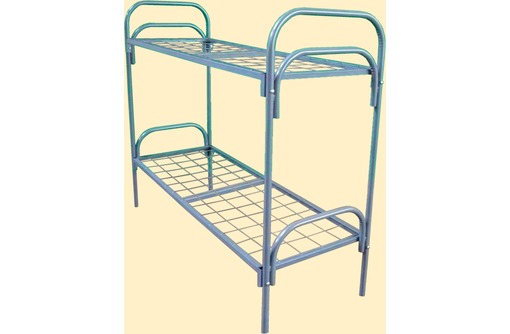 Кровати с перемычками, кровати двухъярусные дешевые - Столы / стулья в Анапе
