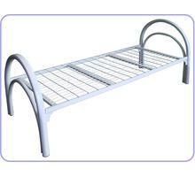 Двухъярусные кровати из металла для санаториев хостелов и общежитий - Мягкая мебель в Курганинске