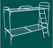 Кровати металлические в интернаты и детские лагеря оптом - Мягкая мебель в Адлере