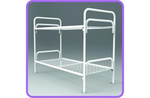 Кровати металлические для туристических баз отдыха мелким оптом - Мягкая мебель в Гулькевичах