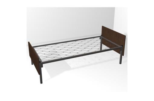 Кровати металлические эконом для санаториев и хостелов - Мягкая мебель в Геленджике