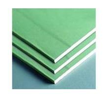 КНАУФ-гипсокартон влагостойкий (ГСП-Н2) 2500*1200*9,5мм - Листовые материалы в Краснодаре