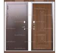 """Входная дверь """"Максимус 1,8 мм."""" Дуб тёмный 90 мм. Россия : - Двери входные в Краснодарском Крае"""