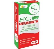 Клей ЕС-1000 для внутренних работ, 25кг - Отделочные материалы в Краснодаре
