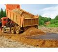 Первоклассный щебень-песок-гпс-булыжник-отсев-гравий-пгс - Сыпучие материалы в Краснодаре
