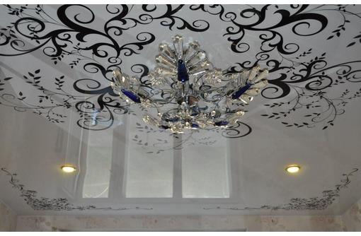 Натяжные потолки без запаха, фото — «Реклама Горячего Ключа»
