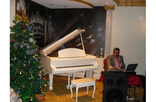 Певец-музыкант на свадьбу, юбилей - Свадьбы, торжества в Геленджике