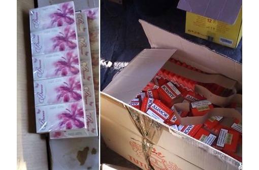 упаковщики табачных изделий