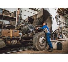 Требуется персонал на ремонтную базу спецтехники - Автосервис / водители в Краснодаре