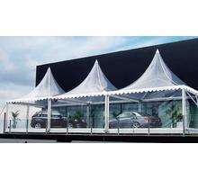 Изготовление и установка шатров  и теневых навесов парус - Отдых, туризм в Краснодарском Крае