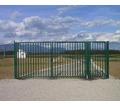 Продаем металлические ворота и калитки - Заборы, ворота в Тимашевске